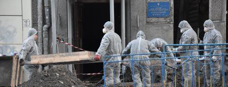 Викладачі, студенти та рятувальник: хто загинув у страшній пожежі в Одесі