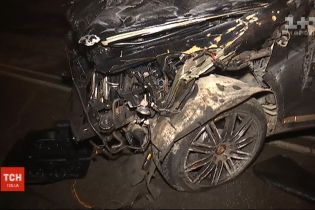 Вследствие тройной аварии в Херсоне один человек погиб, двое - в больнице