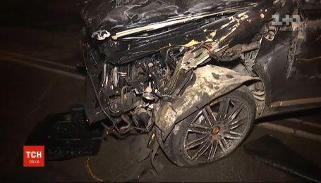 Внаслідок потрійної аварії у Херсоні одна людина загинула, двоє - у лікарні