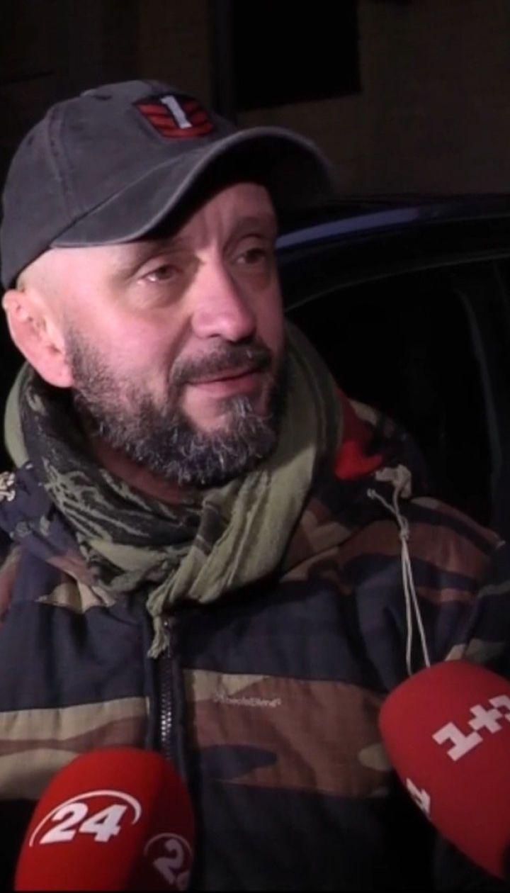 Полиция готовится к обыскам в квартире ветерана АТО, подозреваемого в причастности к убийству Шеремета