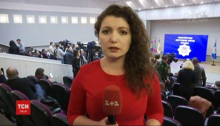 Аваков, Рябошапка та Зеленський готуються до брифінгу щодо слідства у справі Шеремета