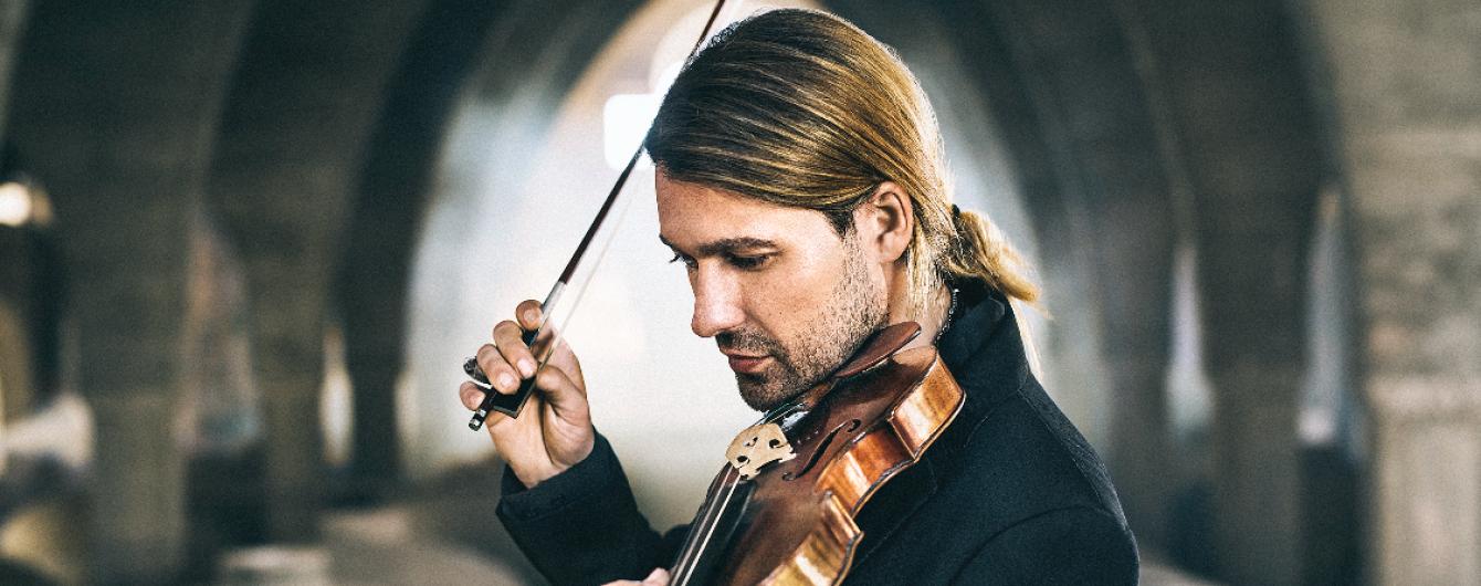 Обаятельный и харизматичный: в Киев едет известный скрипач-виртуоз