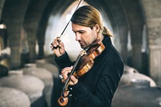 Привабливий і харизматичний: до Києва їде відомий скрипаль-віртуоз