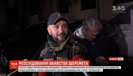 Ветеран АТО Андрій Антоненко розповів, як йому оголосили про підозру у вбивстві Шеремета