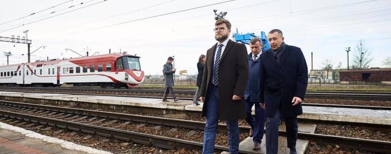 """В выходные """"Укрзализныця"""" и Польская железная дорога запустят маршрут Львов-Берлин"""