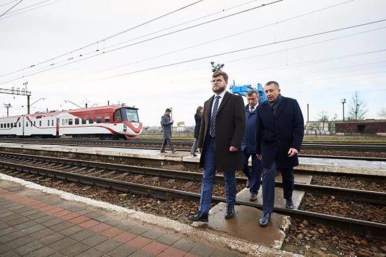 """У вихідні """"Укрзалізниця"""" та Польська залізниця запустять маршрут Львів-Берлін"""