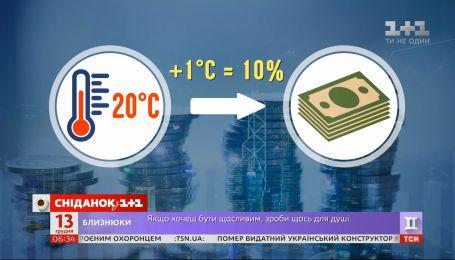 Как сэкономить на потреблении тепла и света
