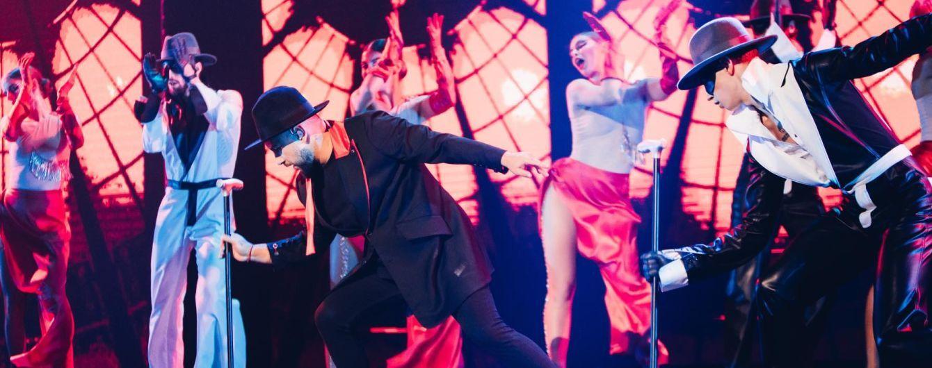 """На """"Ночі Суперхітів"""" MONATIK перетворив сцену на латиноамериканське місто"""