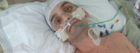 Після нападу молодиків Сергій потребує тривалого лікування