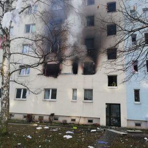 У Німеччині прогримів вибух у житловій багатоповерхівці