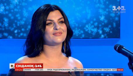 """В студии """"Сніданку"""" оперная дива Марьяна Мазур"""