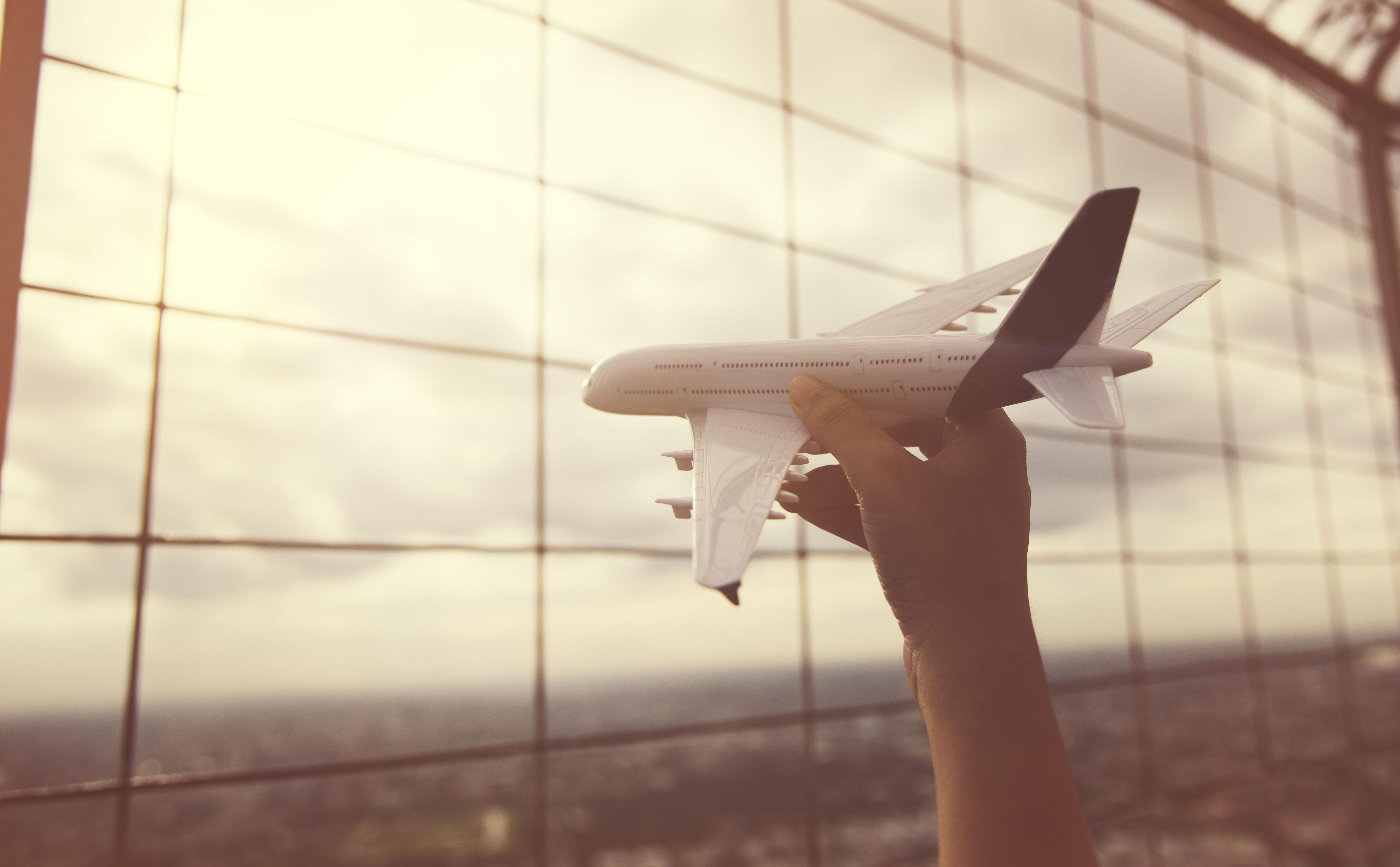 Літак, туризм