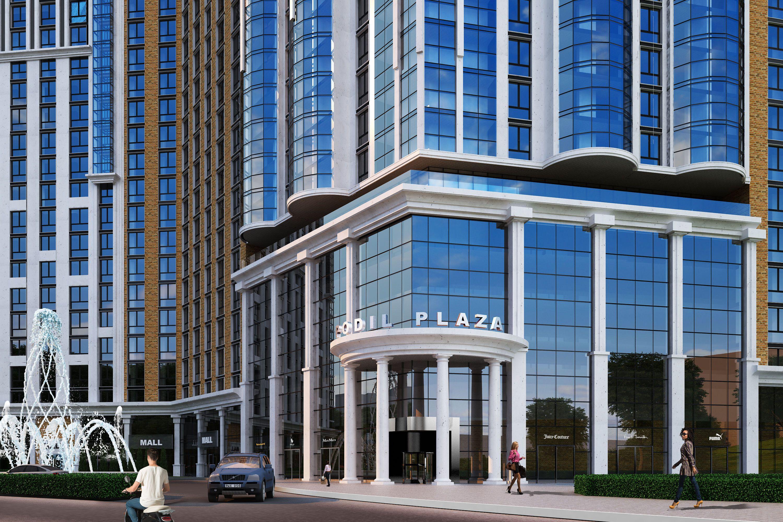 ЖК Podil Plaza & Residence_реклама