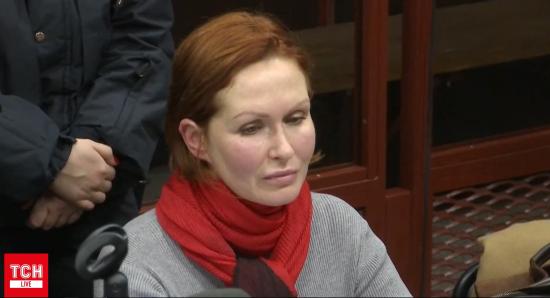 Апеляційний суд залишив підозрювану у вбивстві Шеремета хірургиню Кузьменко під вартою