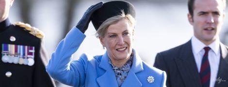 Какая красивая: графиня Уэссекская Софи на торжественном параде