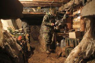 Терористи 8 разів відкривали вогонь: троє бійців ООС поранені