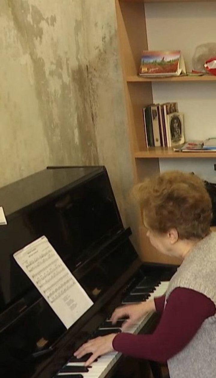 У Дніпрі діти з особливими освітніми потребами чекають на ремонт їхнього музичного класу
