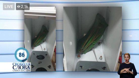 """Підозрюваний у вбивстві Шеремета намагався приховати """"зелену штуку"""", яка виявилася міною"""