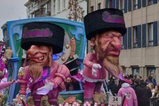 Бельгийский карнавал вычеркнули из списка культурного наследия ЮНЕСКО за антисемитизм