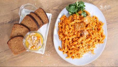 Андоррська кухня: паста з м'ясним соусом та м'ясний рієт – Смачний світ з Євгеном Клопотенком
