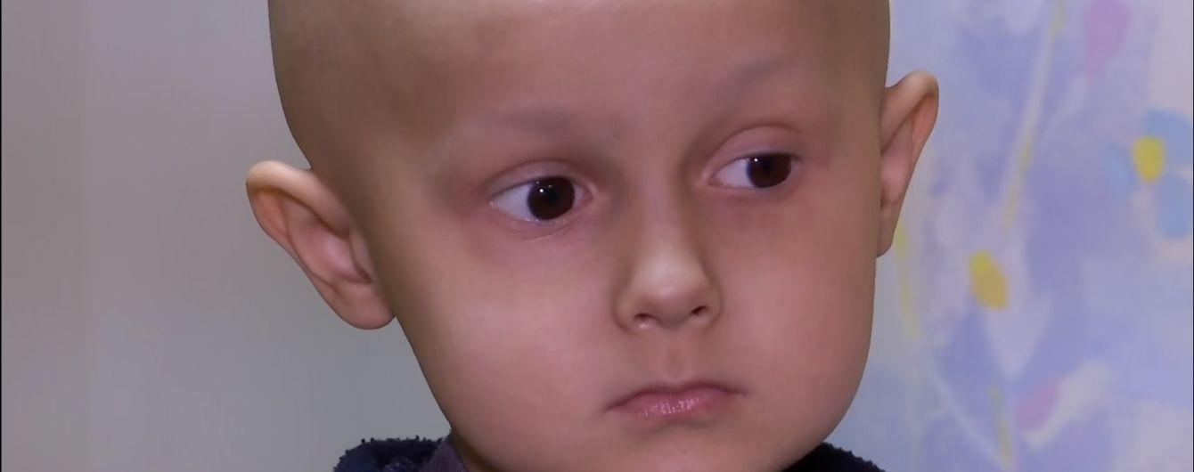 В срочной помощи неравнодушных нуждается трехлетний Илья