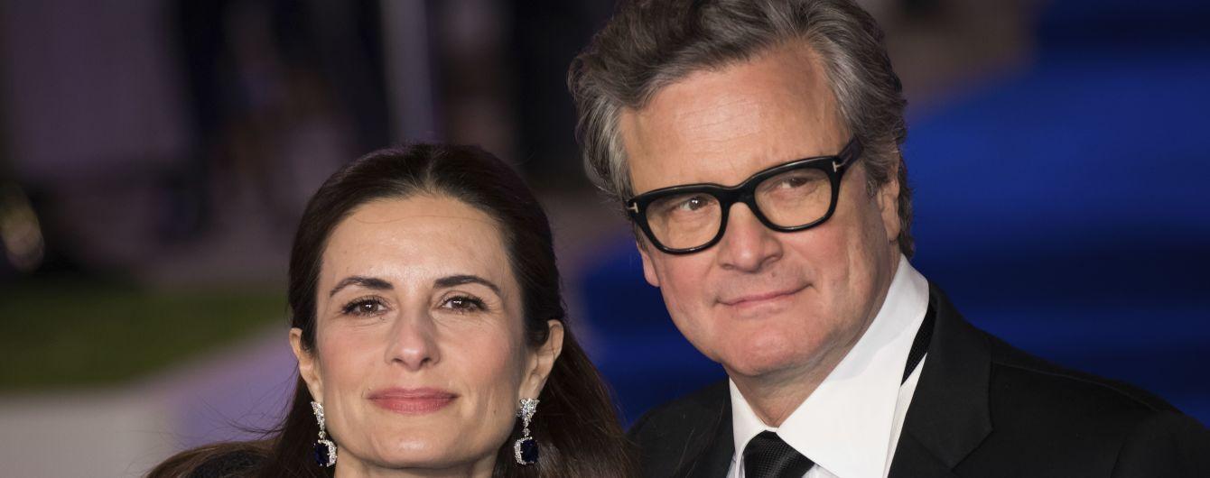 Актер Колин Ферт развелся с женой после 22 лет брака