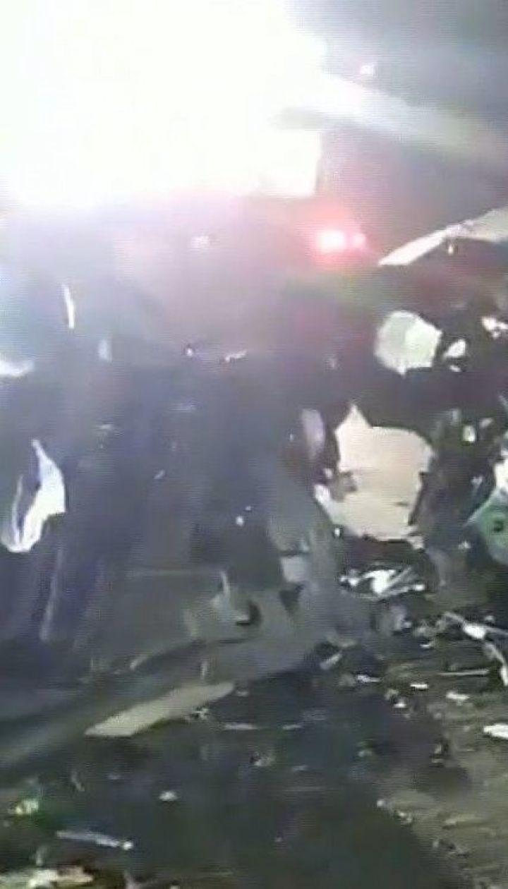 В результате ДТП на Ровенщине погиб один человек, еще трое травмированы