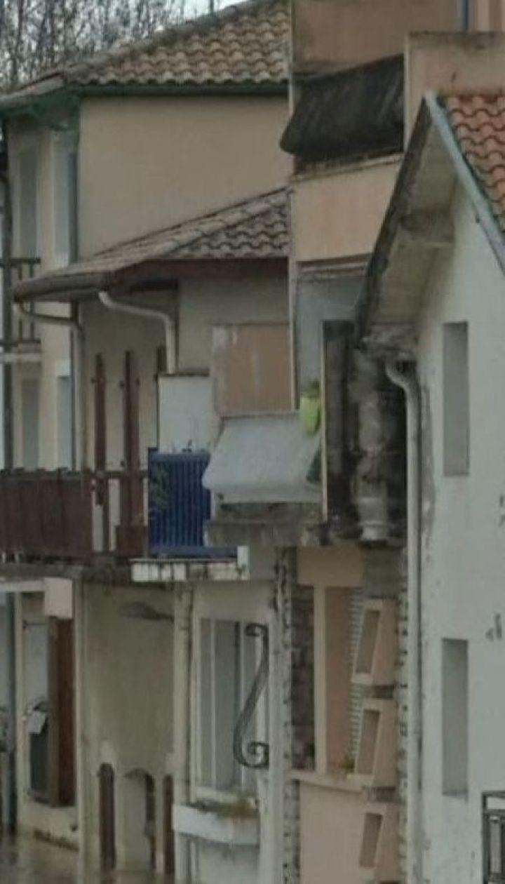 Південно-західні території Франції охопили повені
