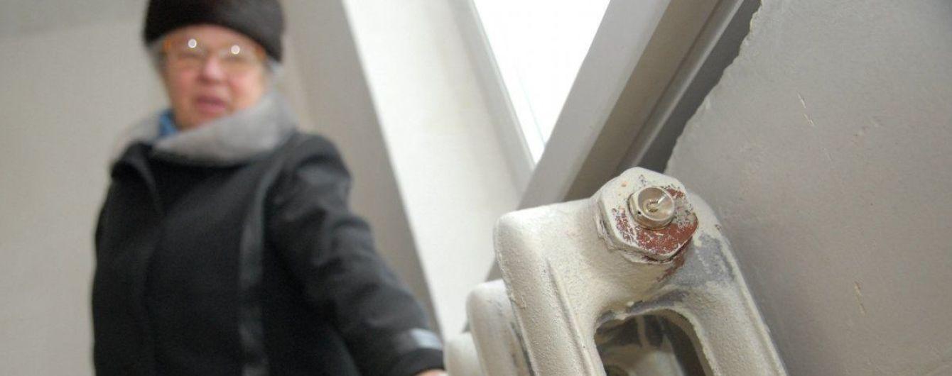 На Житомирщине десятки переселенцев замерзают в санатории из-за отсутствия кочегаров
