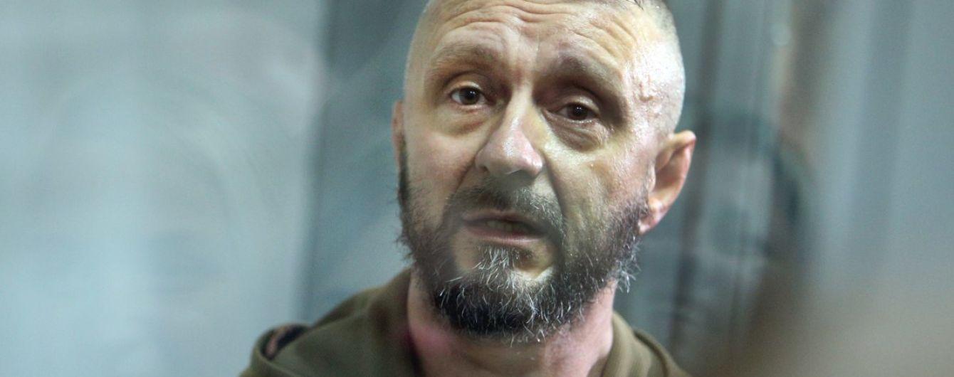 Убийство Шеремета: подозреваемый Антоненко в суде указал на различия с человеком, снятым камерами наблюдения