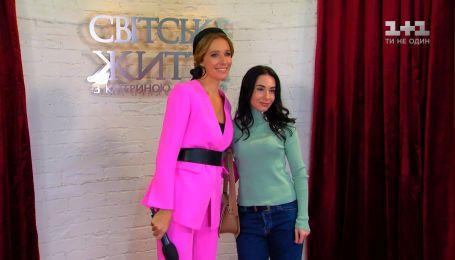 """Янина Андреева рассказала, насколько отличается её роль мамы в жизни от сериала """"Школа"""""""