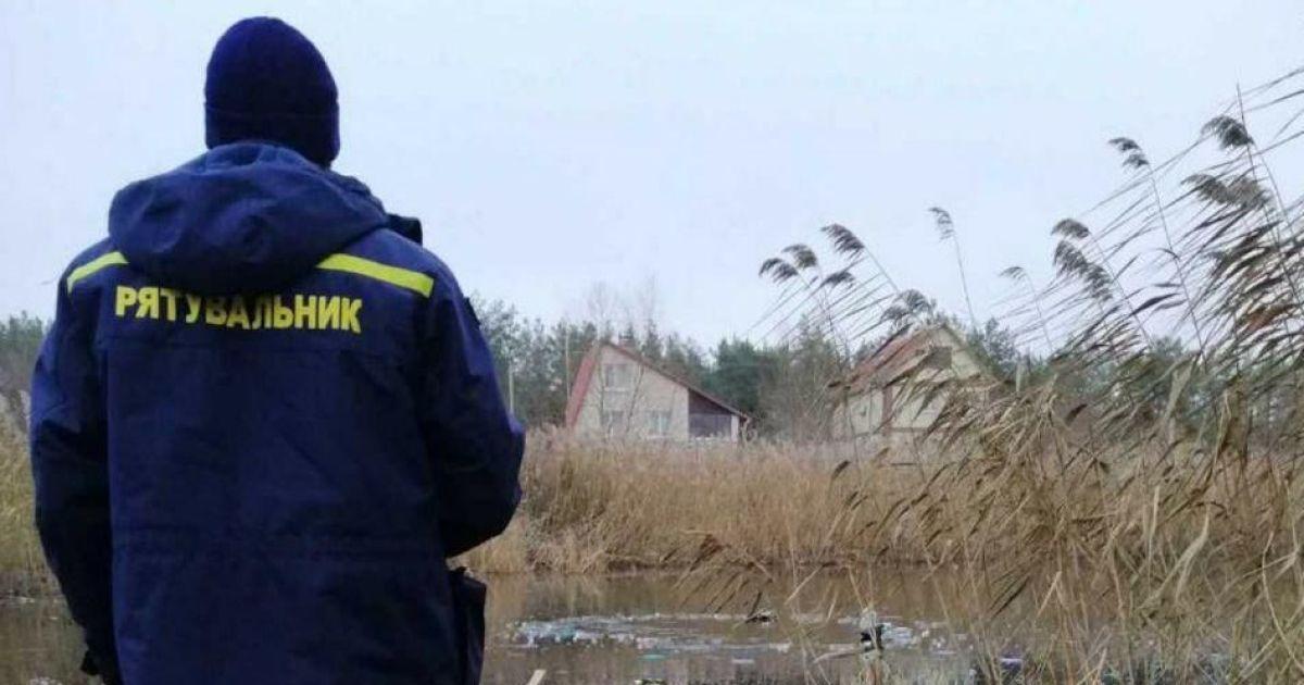 Смертельная рыбалка возле Канева: спасатели нашли тела двух мужчин и ребенка