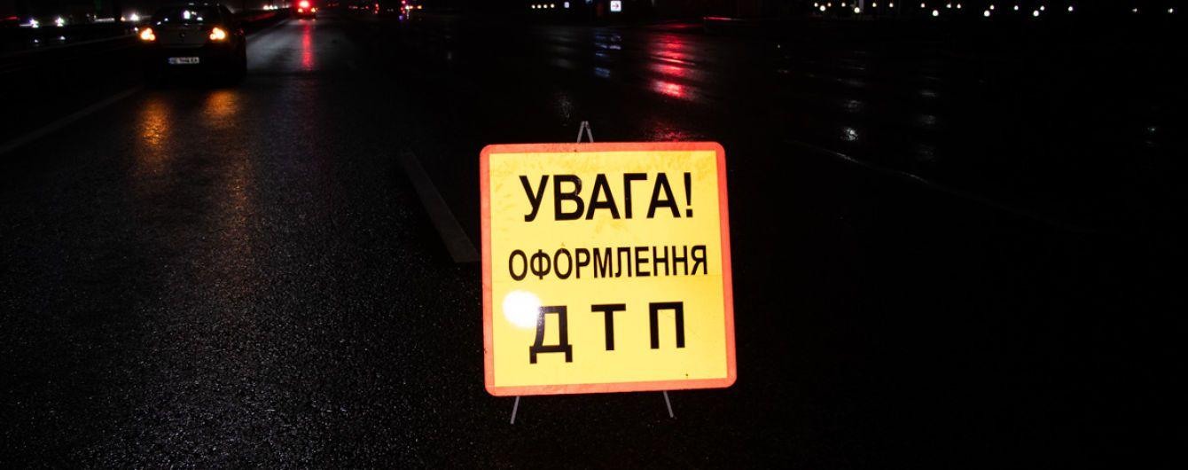 В Черкассах внедорожник насмерть сбил пешехода
