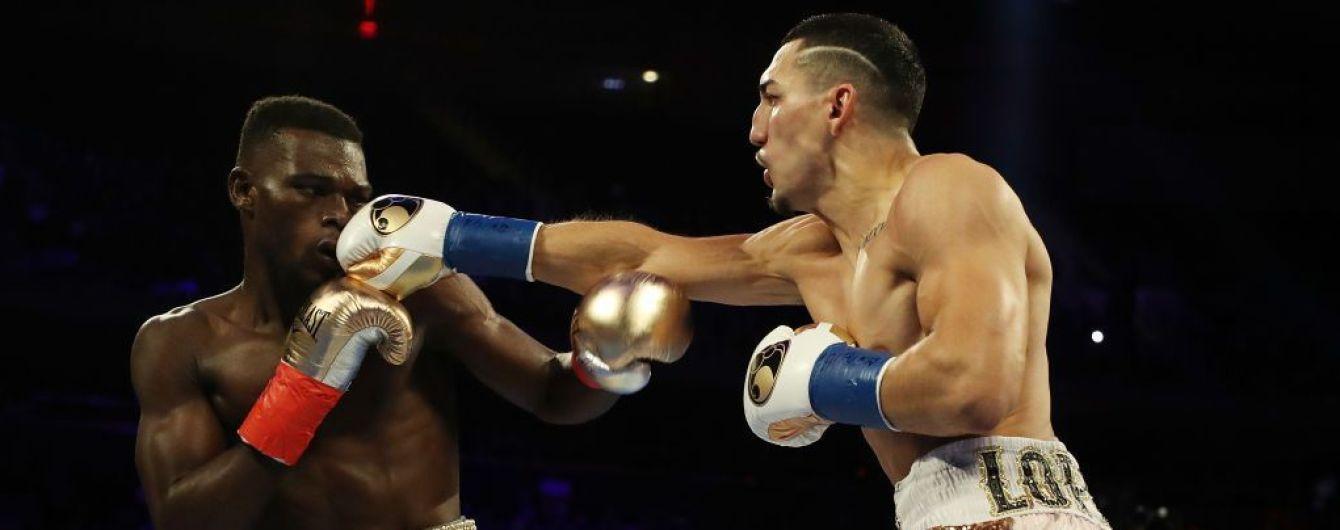 Теофимо Лопес быстро нокаутировал Комми и стал главным претендентом на бой с Ломаченко