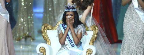 Корону Мисс Мира-2019 получила девушка из Ямайки