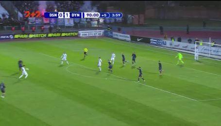 Десна - Динамо - 0:1. Видео незабитого гола с пенальти
