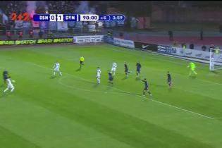 Десна - Динамо - 0:1. Відео незабитого голу з пенальті