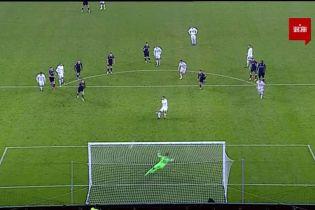 Днепр-1 – Александрия - 0:1. Видео гола Третьякова