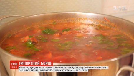 Імпортний борщ: звідки Україна закуповує овочі для традиційної страви