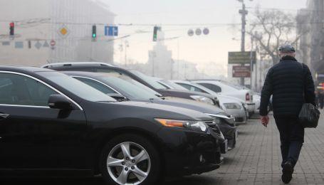 В Киеве вырастет стоимость парковки