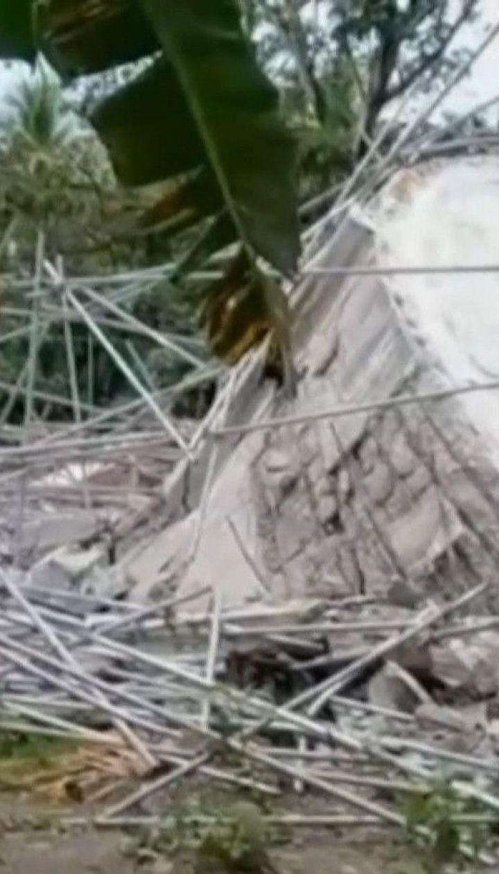 До трьох зросла кількість загиблих внаслідок землетрусу на Філіппінах