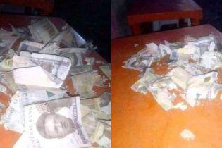 В Нигерии мышь уничтожила все деньги, отложенные мужчиной на Рождество
