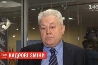 Українське посольство в США очолить 60-річний Володимир Єльченко