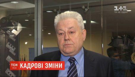 Украинское посольство в США возглавит 60-летний Владимир Ельченко