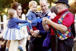 Принц Вільям і герцогиня Кембриджська розповіли, що подарують дітям на Різдво