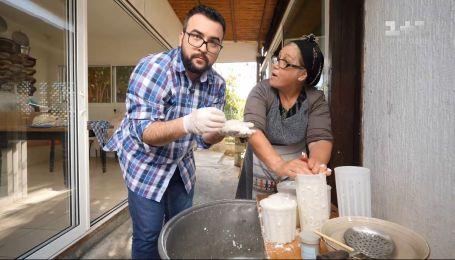 "Правила ""Сніданка"" на Кипре: как готовят сыр халуми и почему Руслан Сеничкин едва не остался на острове"