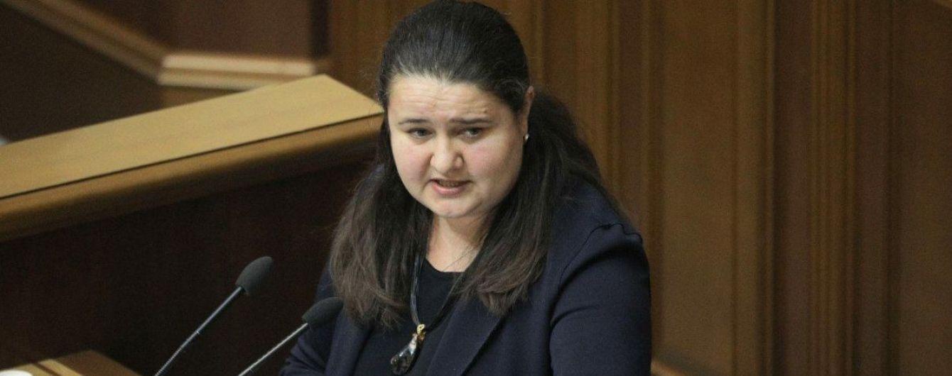 """Існує ризик """"невеликого невиконання"""" держбюджету в січні - Маркарова"""
