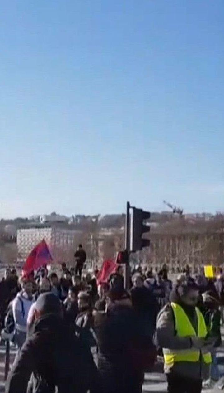Поліція очікує близько 70 тисяч громадян Франції на мітингу в Парижі