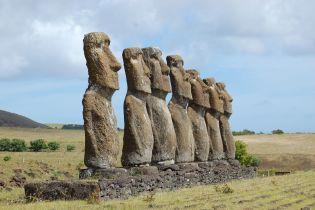 Гигантские каменные идолы острова Пасхи. Ученые раскрыли тайну загадочных человекоподобных скульптур