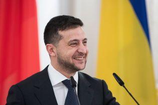 """Сделать """"enter"""". Зеленский рассказал о месте Украины в ЕС и пошутил о Brexit"""